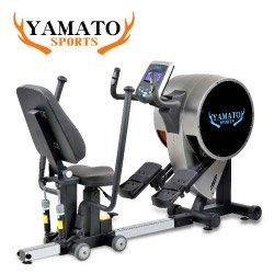 画像1: ヤマトスポーツ ローイングステッパー YRS-7008