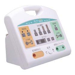 画像1: スーパーわかば 高周波・負電荷治療器