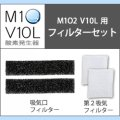 酸素発生器M1O2 V10L専用フィルターセット