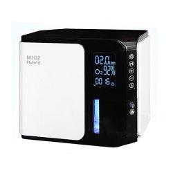 画像1: 【酸素発生器】M1O2-Hybrid 【濃度90%・流量2L/分】静音対策