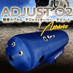 画像1: ADJUSTO2【新基準1.35気圧 】ソフト一体型・静音モデル3重ファスナー酸素カプセル