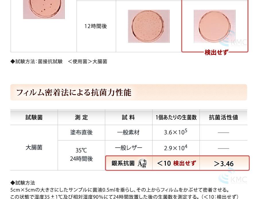 ドームサウナはAg(銀)抗菌加工