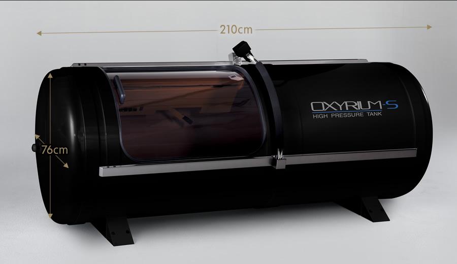 省スペース設計のカプセル本体+コントローラー