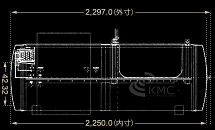 オキシリウム特注オーダー設計図